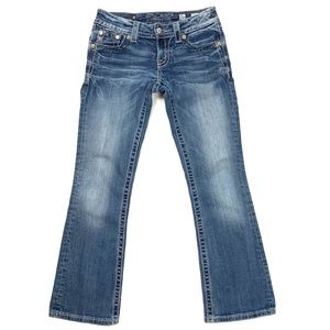 Miss Me JE5651B2N Boot Cut Jeans 26 (28Wx29L)